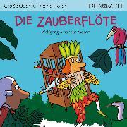 """Cover-Bild zu Die ZEIT-Edition """"Große Oper für kleine Hörer"""", Die Zauberflöte (Ungekürzt) (Audio Download) von Petzold, Bert"""