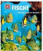 Cover-Bild zu WAS IST WAS Band 41 Fische. Wunderwelt im Wasser von Schirawski, Nicolai