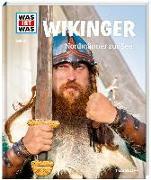 Cover-Bild zu WAS IST WAS Band 58 Wikinger. Nordmänner zur See von Schaller, Andrea