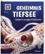Cover-Bild zu WAS IST WAS Band 133 Geheimnis Tiefsee. Leben in ewiger Finsternis von Baur, Dr. Manfred