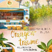 Cover-Bild zu Orangenträume (Audio Download) von Inusa, Manuela