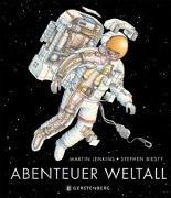 Cover-Bild zu Abenteuer Weltall von Biesty, Stephen