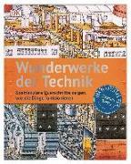 Cover-Bild zu Wunderwerke der Technik von Biesty, Stephen