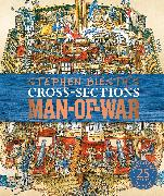 Cover-Bild zu Stephen Biesty's Cross-Sections Man-of-War von Platt, Richard