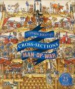 Cover-Bild zu Stephen Biesty's Cross-Sections Man-of-War von Biesty, Stephen