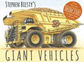 Cover-Bild zu Giant Vehicles von Biesty, Stephen