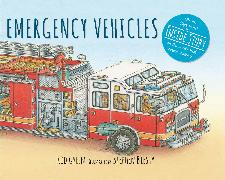 Cover-Bild zu Emergency Vehicles von Green, Rod