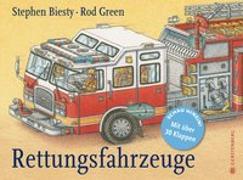 Cover-Bild zu Rettungsfahrzeuge von Biesty, Stephen