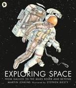 Cover-Bild zu Exploring Space von Jenkins, Martin