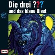 Cover-Bild zu Die drei ??? 167 und das blaue Biest (drei Fragezeichen) CD