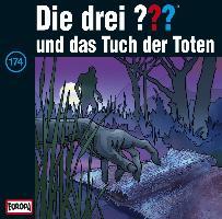 Cover-Bild zu Die drei ??? 174 und das Tuch der Toten (drei Fragezeichen) CD