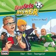 Cover-Bild zu Die Teufelskicker 51. Schiri in Not!