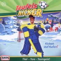 Cover-Bild zu Teufelskicker 31. Kicken auf Kufen!