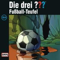 Cover-Bild zu Die drei ??? 164. Fußball-Teufel (drei Fragezeichen) CD