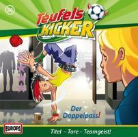 Cover-Bild zu Teufelskicker 56. Der Doppelpass!