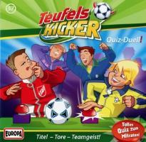 Cover-Bild zu Teufelskicker 57. Quiz-Duell!