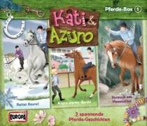 Cover-Bild zu Kati & Azuro. Pferde-Abenteuer-Box 01