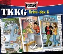 Cover-Bild zu TKKG Krimi-Box 08