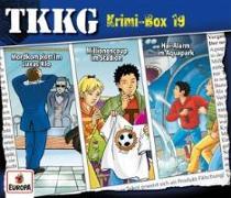 Cover-Bild zu TKKG Krimi-Box 19 (Folgen 123, 168, 178)
