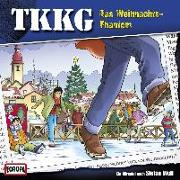 Cover-Bild zu TKKG 193. Das Weihnachts-Phantom von Wolf, Stefan