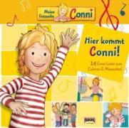 Cover-Bild zu Meine Freundin Conni - Hier kommt Conni!