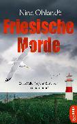 Cover-Bild zu Friesische Morde (eBook) von Ohlandt, Nina