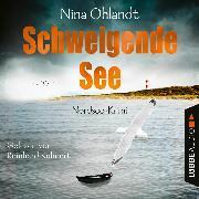Cover-Bild zu Schweigende See - Hauptkommissar John Benthien, (Gekürzt) (Audio Download) von Ohlandt, Nina