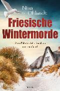 Cover-Bild zu Friesische Wintermorde von Ohlandt, Nina