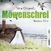 Cover-Bild zu Möwenschrei - John Benthiens zweiter Fall. Nordsee-Krimi (Ungekürzt) (Audio Download) von Ohlandt, Nina
