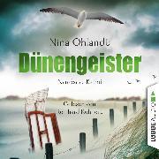 Cover-Bild zu Dünengeister - John Benthiens sechster Fall - Hauptkommissar John Benthien 6 (Ungekürzt) (Audio Download) von Ohlandt, Nina