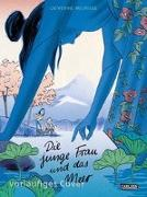 Cover-Bild zu Die junge Frau und das Meer von Meurisse, Catherine