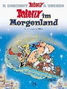 Cover-Bild zu Asterix im Morgenland von Goscinny, René