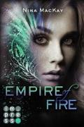 Cover-Bild zu Empire of Fire (Phönixschwestern 2) (eBook) von MacKay, Nina