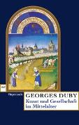 Cover-Bild zu Kunst und Gesellschaft im Mittelalter von Duby, Georges