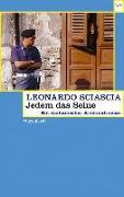 Cover-Bild zu Jedem das Seine von Sciascia, Leonardo