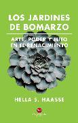 Cover-Bild zu Los Jardines de Bomarzo (eBook) von Haasse, Hella S.