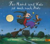 Cover-Bild zu Für Hund und Katz ist auch noch Platz von Scheffler, Axel