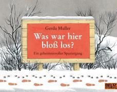 Cover-Bild zu Was war hier bloss los? von Muller, Gerda