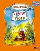 Cover-Bild zu A Letter for Tiger von Janosch