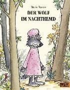 Cover-Bild zu Der Wolf im Nachthemd von Ramos, Mario