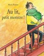 Cover-Bild zu Au lit, petit monstre ! von Ramos, Mario