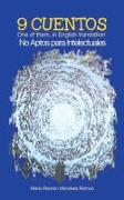 Cover-Bild zu 9 Cuentos von Ramos, Mario Ramon Meneses