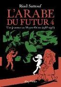 Cover-Bild zu L'Arabe du futur Volume 4 von Sattouf, Riad