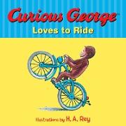 Cover-Bild zu Curious George Loves to Ride (eBook) von Rey, H. A.
