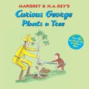 Cover-Bild zu Curious George Plants a Tree (eBook) von Rey, Margret