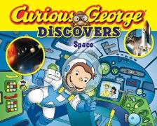 Cover-Bild zu Curious George Discovers Space (eBook) von Rey, H. A.