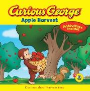Cover-Bild zu Curious George Apple Harvest (eBook) von Rey, H. A.