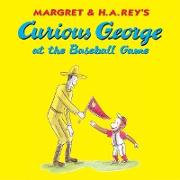 Cover-Bild zu Curious George at the Baseball Game (eBook) von Rey, Margret