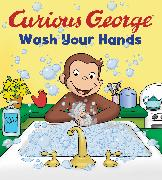 Cover-Bild zu Curious George Wash Your Hands (CGTV Board book) von Rey, H. A.
