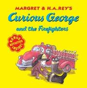 Cover-Bild zu Curious George and the Firefighters (Read-aloud) (eBook) von Rey, H. A.